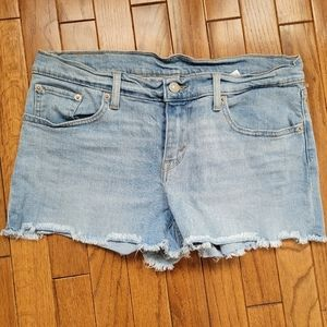 Levis Shorts Denim
